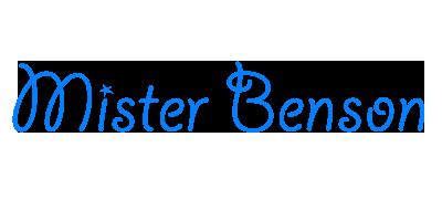 Mister Benson: unser neuer Wau Wau - Mister Benson